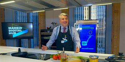 Cocinando la innovación con Juan Pedro Moreno, presidente de Accenture