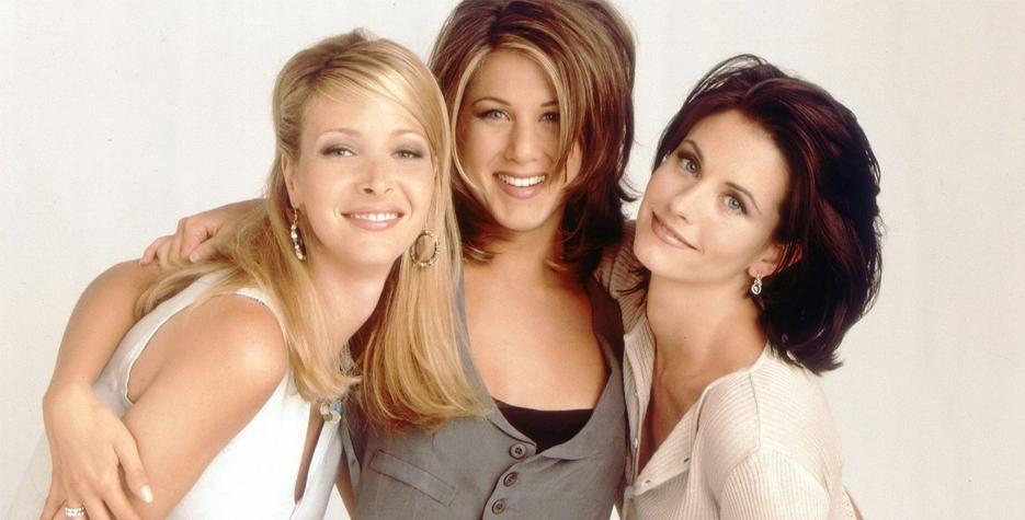 Imagen promocional de 'Friends'.