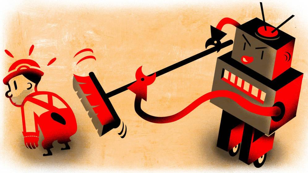 Personas vs Máquinas