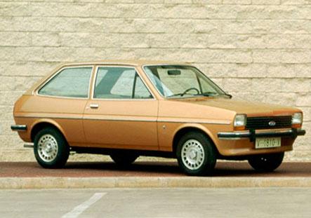 Ford Fiesta, 1976