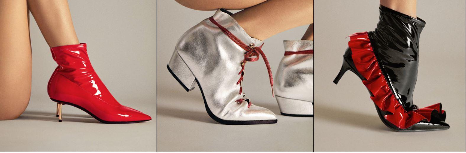 Zapatos de Stella Luna.