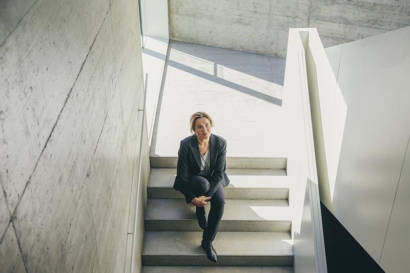 Victoria Garriga, arquitecta