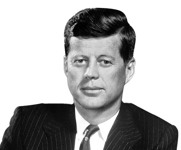 Foto de John F. Kennedy