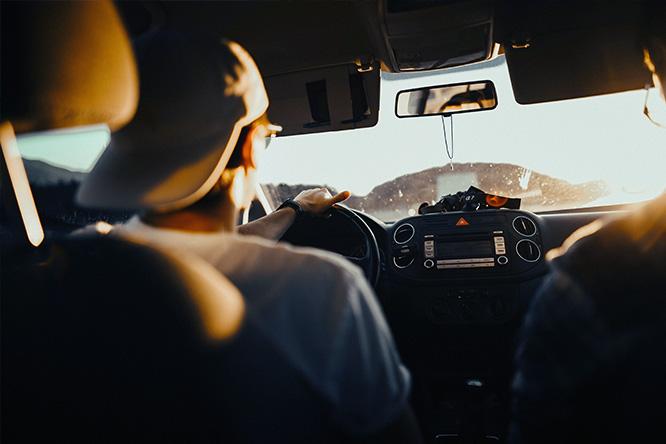 Compartir vehículo