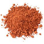 Cacao en polvo crudo