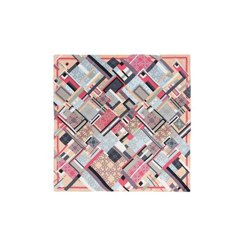 pañuelo Mossaic Scarf rosa