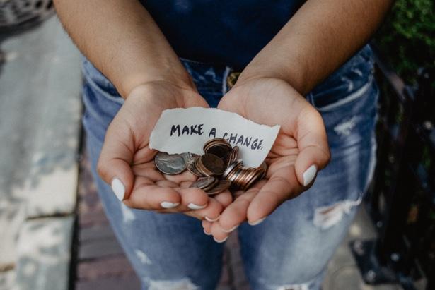 Lo que es un cambio en toda regla es que las donaciones son una opción cada vez más demandada