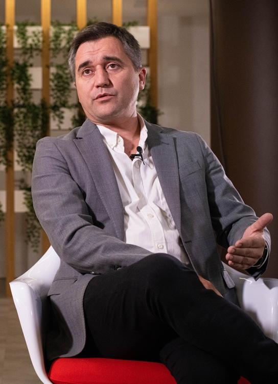 Luis Miguel Ciprés, CEO de Barrabes.biz