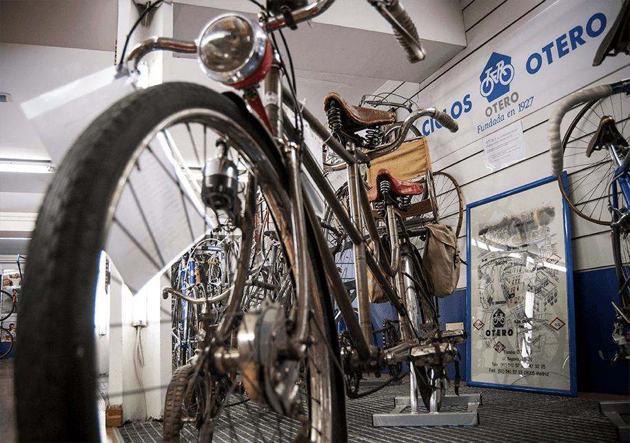 Ciclismo: La caída de las bicicletas Otero, la tienda de barrio que ...