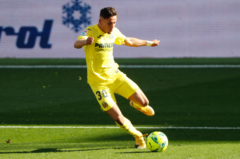 Yéremi Pino (Villarreal CF)
