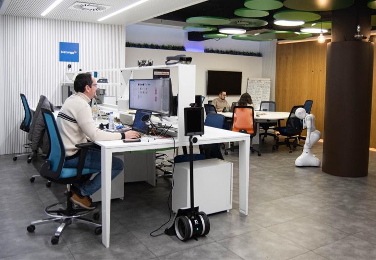 Laboratorio de robótica