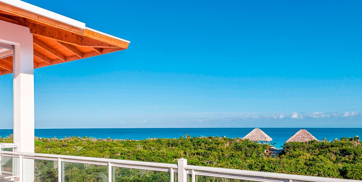 El resort Paradisus Los Cayos se encuentra en primera línea de playa