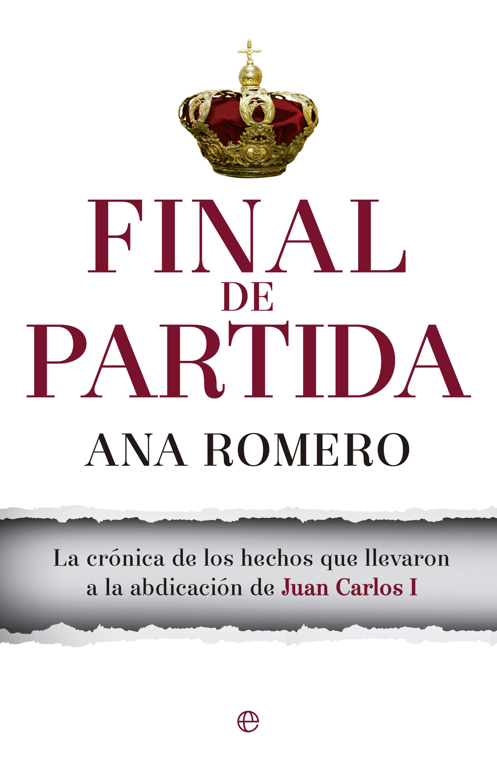Portada del libro de Ana Romero