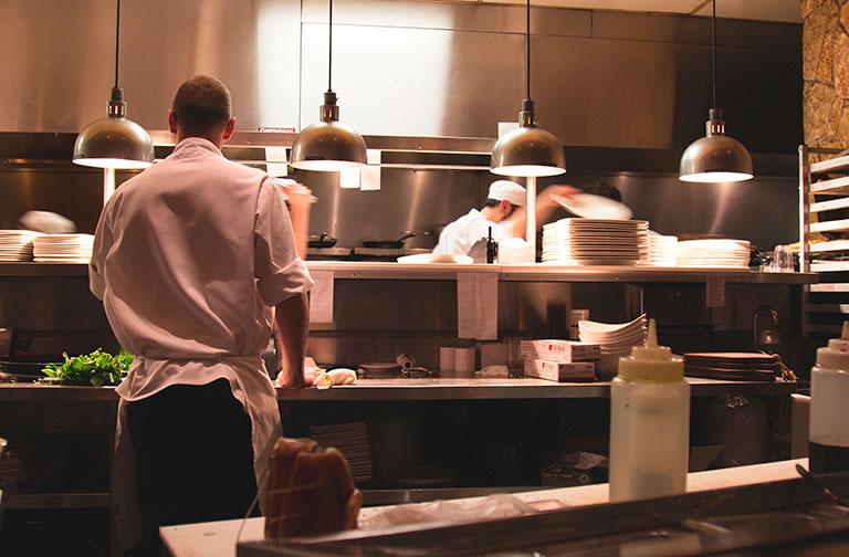 La cocina como forma de ocio