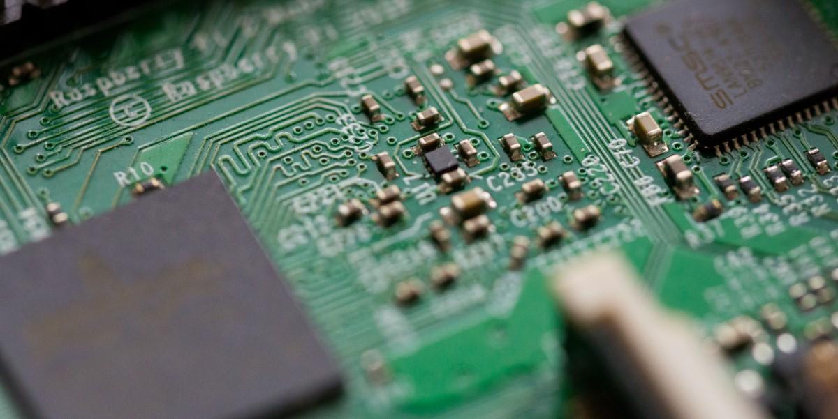 placa de circuitos