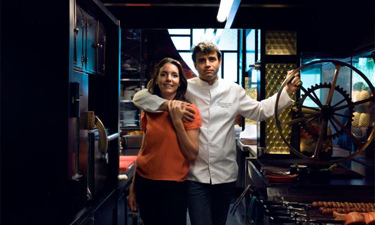 Marta y Sandro, el triunfo sin estrellas Michelin