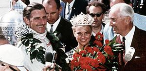 Graham Hill, ganador de la Triple Corona