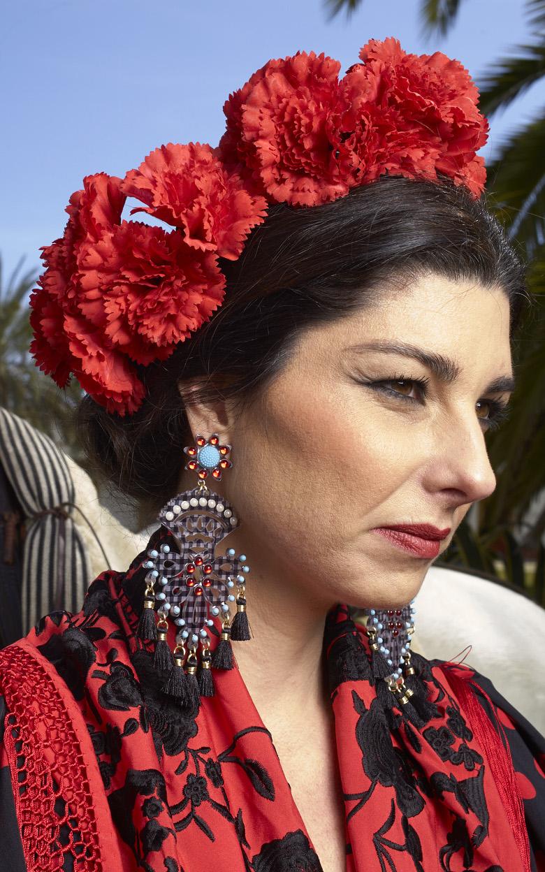 Rocío Peralta  la tentación se viste de flamenca. Noticias de Noticias ec367bb07d5
