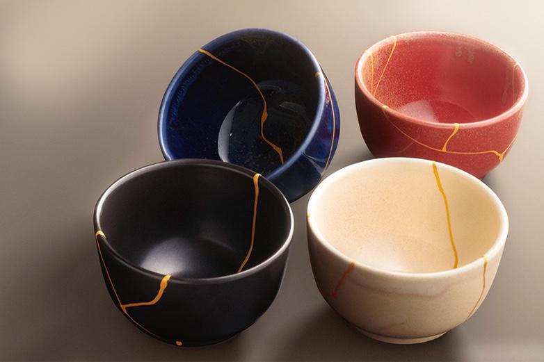 Shiseido te ofrece un juego de cuencos de cerámica artesanal