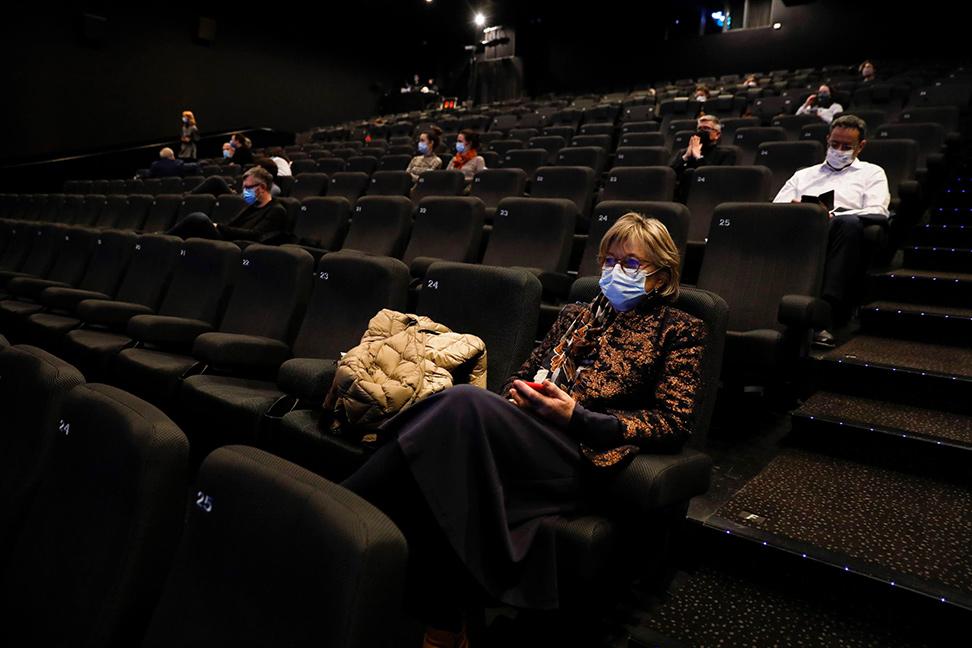 El sector cinematográfico en España ha sido uno de los más perjudicados