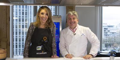 Cocinando la innovación con Irene Cano, directora general de Facebook en España y Portugal