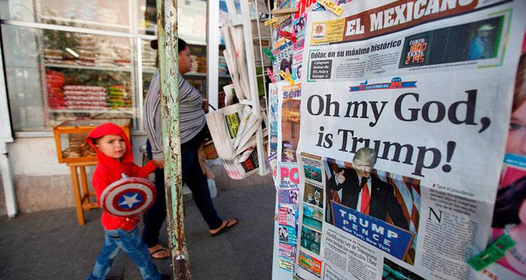 Los white trash y Trump, el primer dictador de EEUU