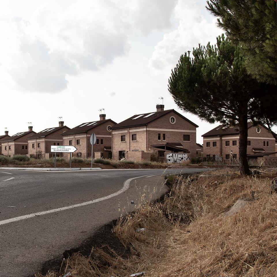 Pozo de Guadalajara está a pocos metros de la frontera entre Guadalajara y Madrid